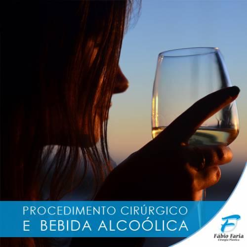 A Não Ingestão De Bebida Alcoólica Faz Parte Das